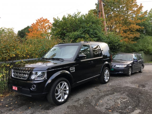 2015 Land Rover Discovery 4 SDV6 HSE