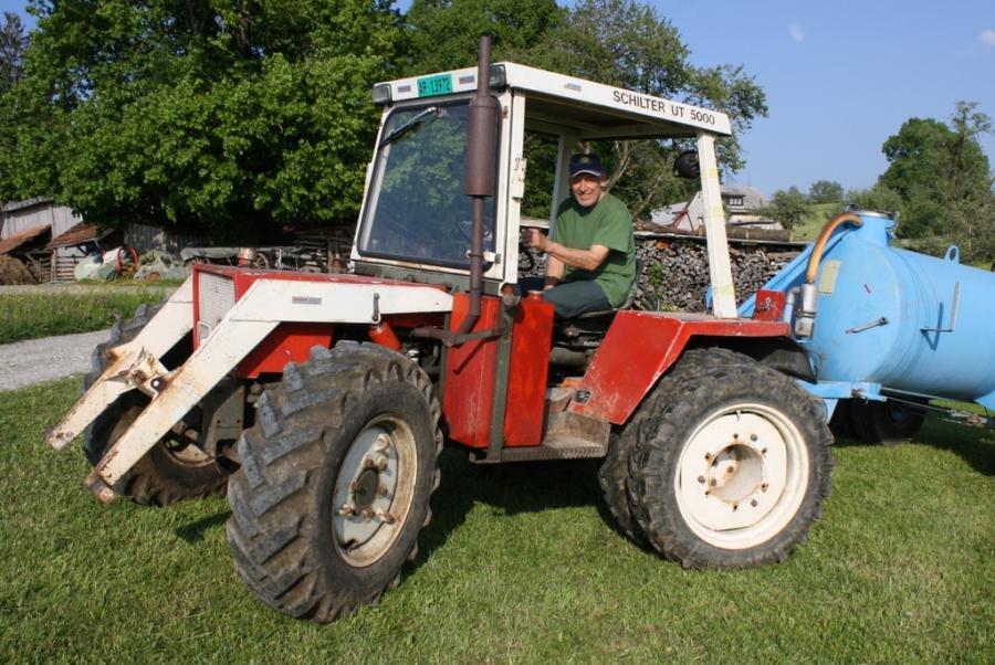 Schilter traktor
